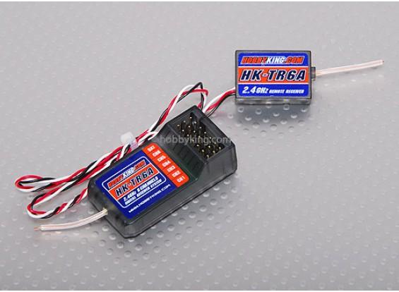Хобби King 2.4Ghz приемник 6Ch V1