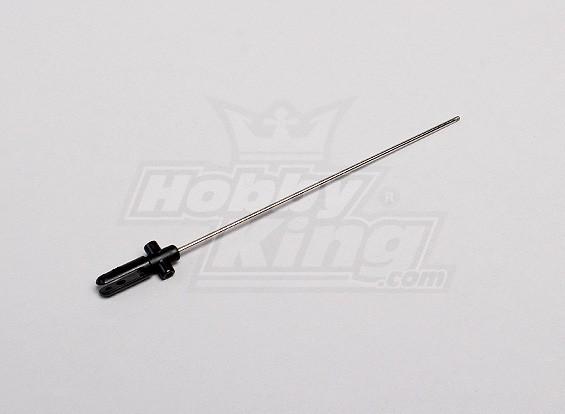HK136 - Верхний ротор Head & Стабилизатор Flybar концентратор / держатель
