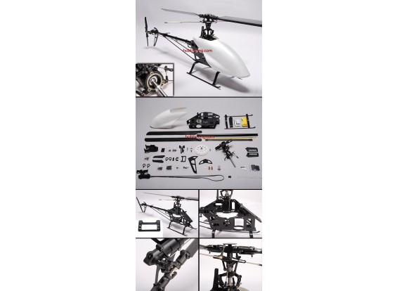 HK-T500 CCPM 3D EP 500 Размер вертолета Kit (Align Trex 500)
