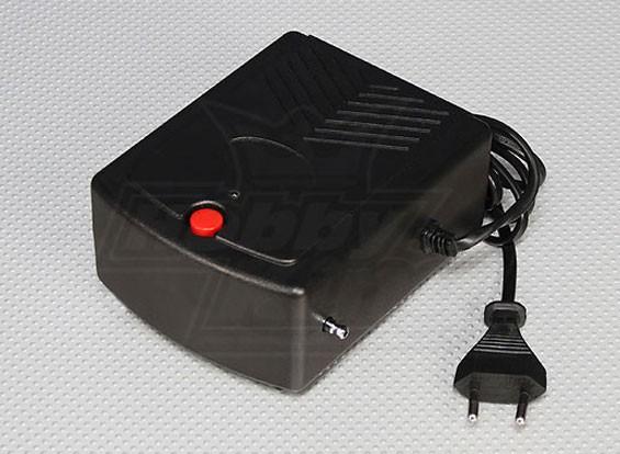 Портативный мини-компрессор с воздушным шлангом