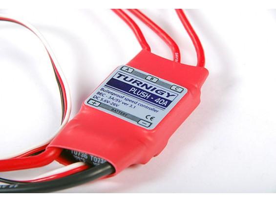 TURNIGY Плюшевые 40amp регулятор скорости ж / BEC