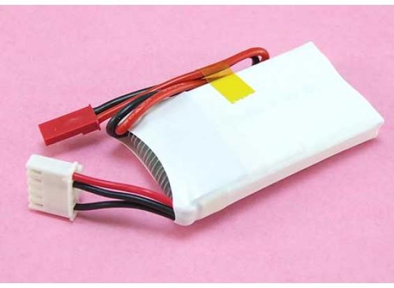 HXT 450 2S 12C Lipo (Polyquest Plug)