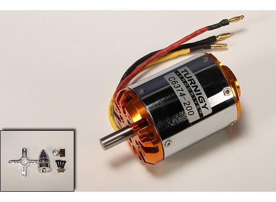 HXT 63-74 200kv Brushless Походный (формула: 5240)