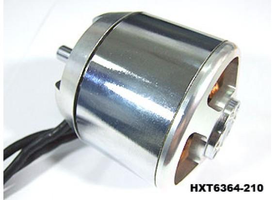 LCD-hexTronik 6364-210 безщеточный