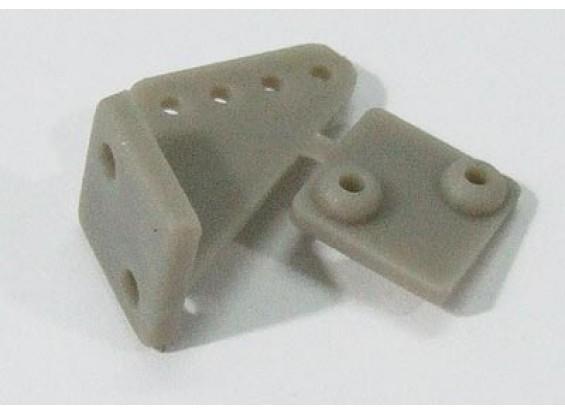 Pin Horns L20xW15xH11.52 (4 отверстия)