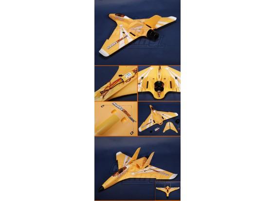 HobbyKing® ™ Jetiger Бесщеточный EDF Park Jet (Plug - & - Fly)