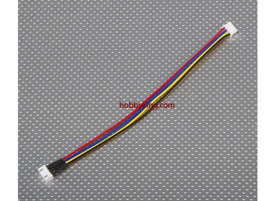 JST-XH 3S Wire Extension (20см)