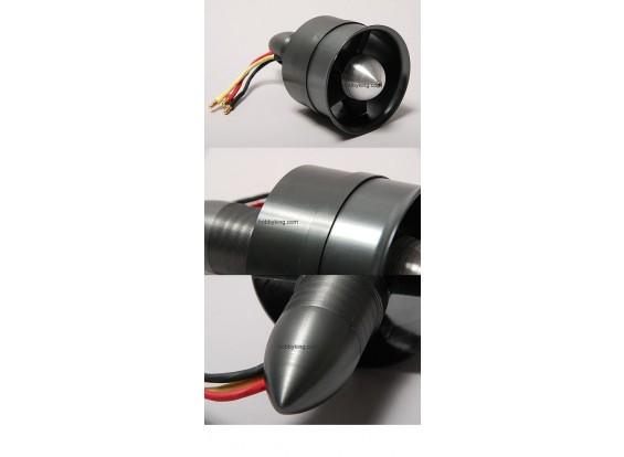 Lander EDF 68mm 5 лезвия ABS / Сплав ж / Мотор 4370Kv