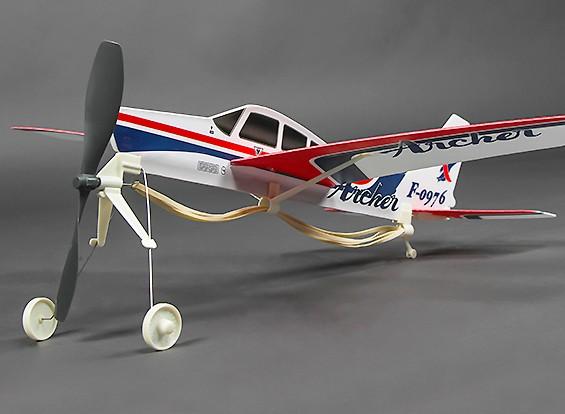 Freeflight резиновые Powered Piper Cherokee Арчер PA-28-181 480мм