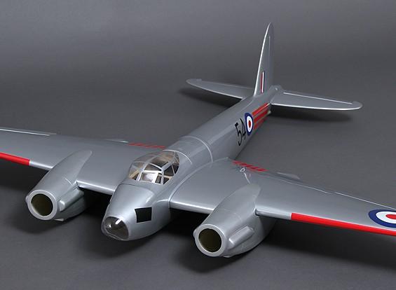 DH Mosquito Стекловолокно 1230mm (ARF)