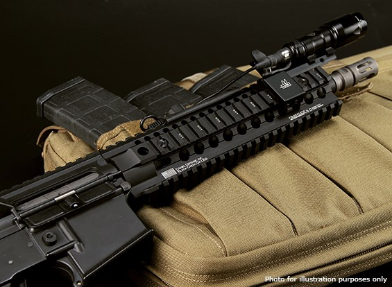 MadBull Daniel Defense 12-дюймовый Omega X Rail (Dark Earth)