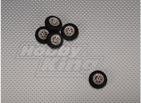 Супер легкие колеса D25xH10 (5pcs / мешок)