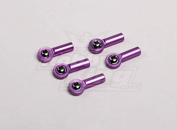 M3 сплав шарнир фиолетовый (5pcs / мешок)