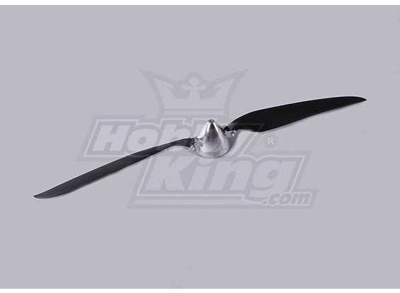 Раскладной Propeller Ассамблеи 16.5x10 (сплав / концентратор Spinner) (1 шт / мешок)