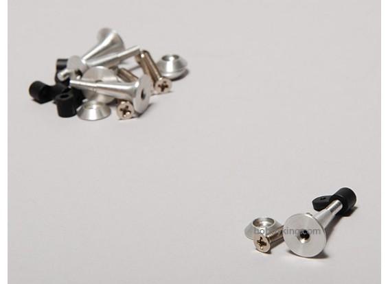 Особопрочном управления Horns 2.8x24mm (5шт)