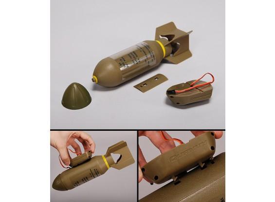 Quanum РТР бомба системы масштаба 1/6 Plug-N-Drop