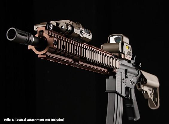 MadBull Daniel Defense 9,5-дюймовый MK18 RIS II SOPMOD II (черный)