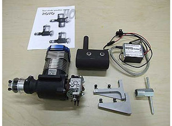 Ротор двигателя 25Vi Бензин / Газ Двигатель ж / Elec Ignitio