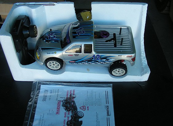 СКРЕСТ / СТОМАТОЛОГИЯ Торнадо Condor - 4WD 1/10 Race Уте (РТР) (AUS Склад)