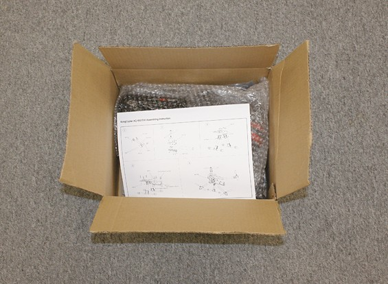 СКРЕСТ / СТОМАТОЛОГИЯ - KongKopter AQ450 BY X-CAM Quadcopter или X8 Конфигурация