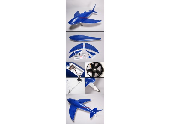Летающая акула Kit (EPS)