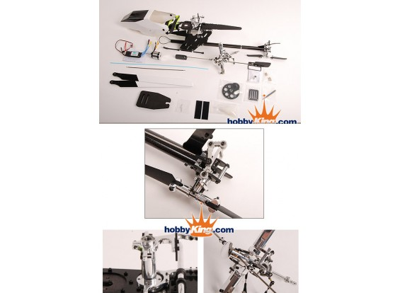 SJM500 (390) v2.5 комплект ж / Motor & ESC (распродано)