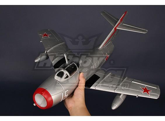 Мини МиГ-15 EDF истребитель EPO (ПНФ)