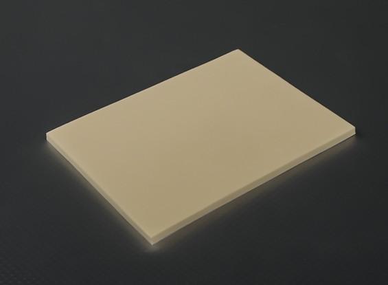 Anti-Vibration пены (оранжевый латекс) 190мм х 140мм х 6 мм