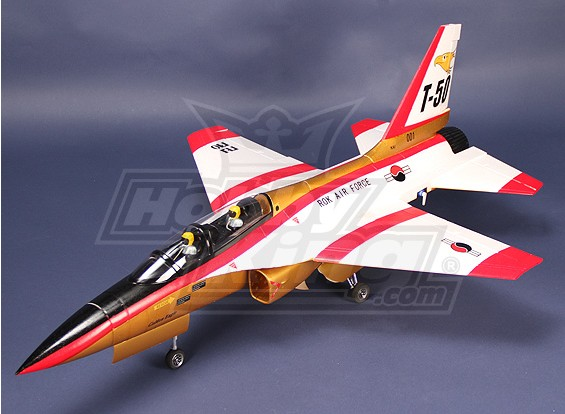 RoKAF Т-50 70mm EDF Jet Plug-N-Fly