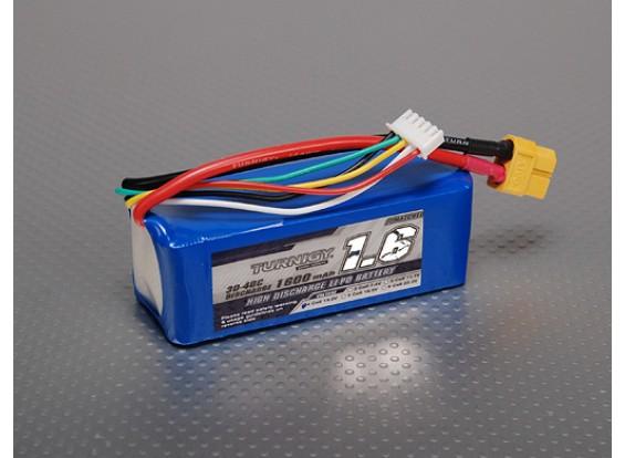 Turnigy 1600mAh 4S 30C Lipo обновления