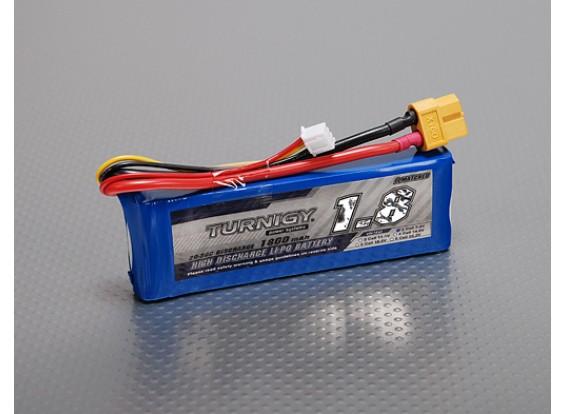 Turnigy 1800mAh 2S 20C Lipo обновления