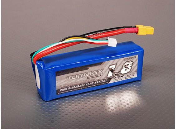 Turnigy 1800mAh 4S 40C Lipo обновления