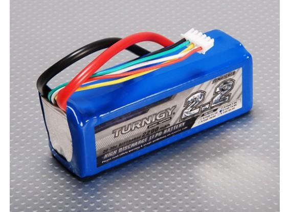 Turnigy 2200mAh 4S1P 20C Lipo обновления