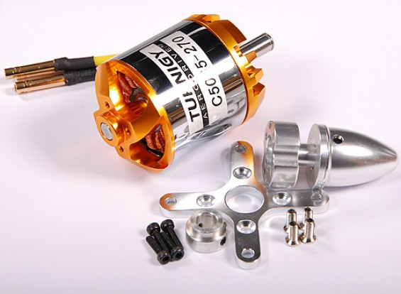 TURNIGY 50-65D 270kv Outrunner (экв: 4030AXi)