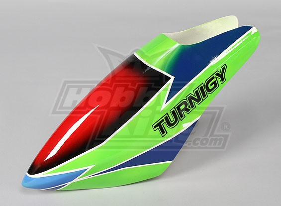Стекловолокно Canopy для T-REX 550E