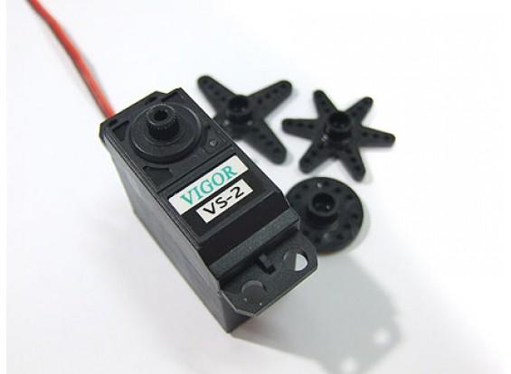 Vigor 39g / 2,5кг / .19sec Стандартный размер Servo