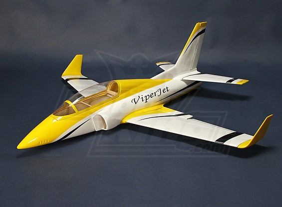 ViperJet Composite 70mm EDF - 1050мм (АРФ)