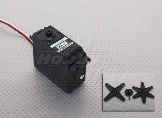 VS-11 Vigor Extra Large Servo .19sec / 19кг / 103г