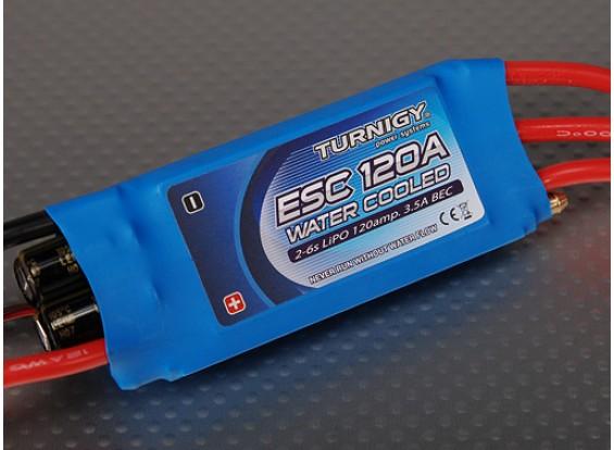 Turnigy АкваСтар 120A с водяным охлаждением ESC