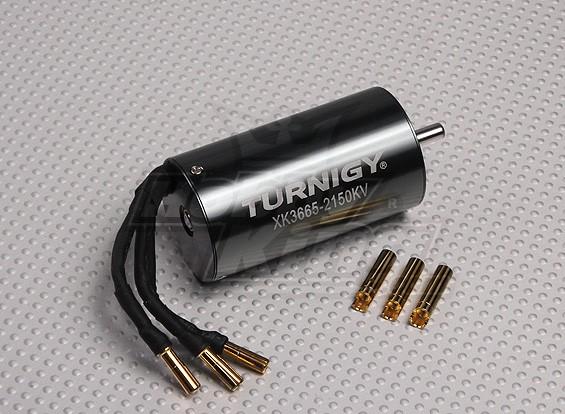 XK3665-2150KV Бесщеточный Inrunner
