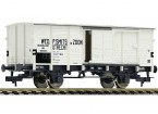 Roco HO Ventilated Boxcar Wagon NS (Lum Fabriek)