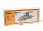Micro Engineering HO Scale Wheel Works Rail Truck Kit 1pc (96-113)