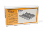 Micro Engineering HO Scale 50ft Double Track Through Girder Bridge Kit (75-521)