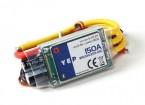 HobbyKing YEP 150A (2 ~ 6S) ЦМП безщеточный регулятор скорости