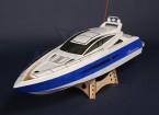 Принцесса Бесщеточный V-Hull R / C лодки (1000мм)