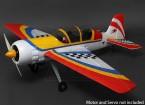 Hobbyking монстр Як-54 3D 1500мм V2 EPO KIT