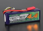 Turnigy нано-технологий 4400mah 4S 65 ~ 130C Липо пакет