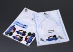 Самоклеющиеся Decal Sheet - Yashio 1/10 Scale