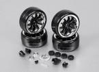 1/16 Brushless 4WD Mini Rally - Extreme Edition Kit Дрейф преобразования