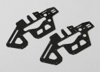 Trex / HK450 PRO 1.2mm углеродного волокна Основная рама Side Set (2 шт / мешок)